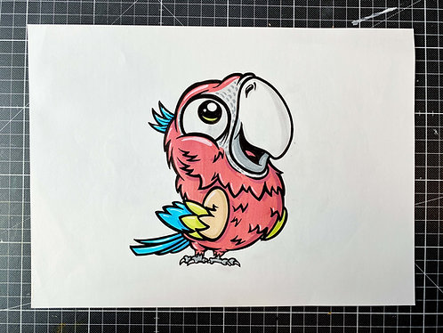 Papagei - adrian.double.u
