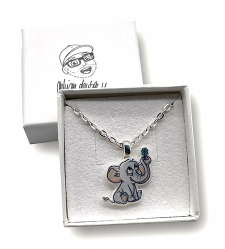 Elefant - Halskette