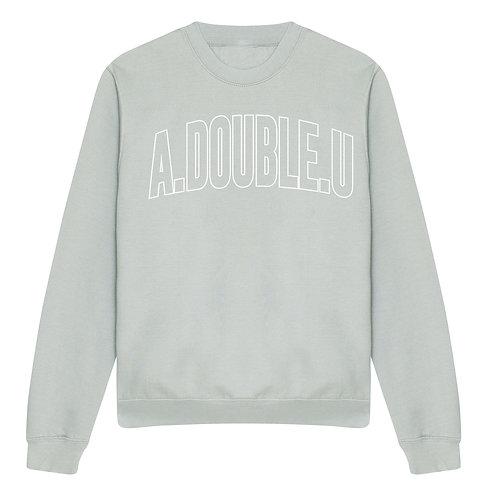 A DOUBLE U / Fine line - Sweater