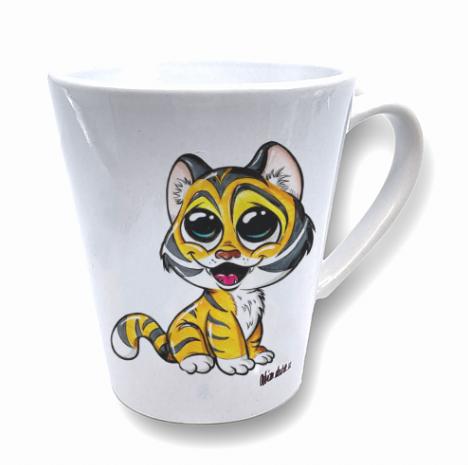 Baby Tiger - Keramiktasse