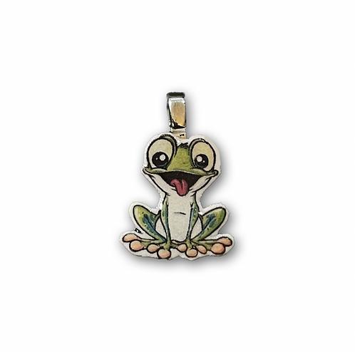 Frosch - Kettenanhänger