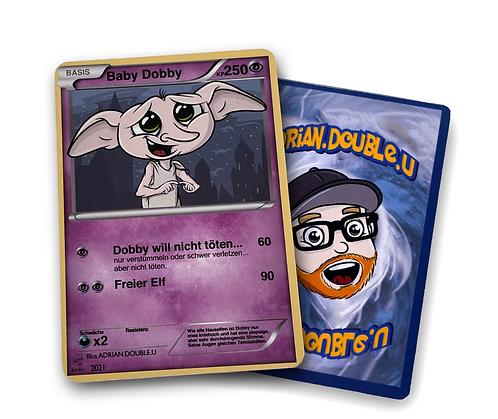Baby Dobby - Sammelkarte