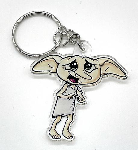 Dobby - Acryl Schlüsselanhänger