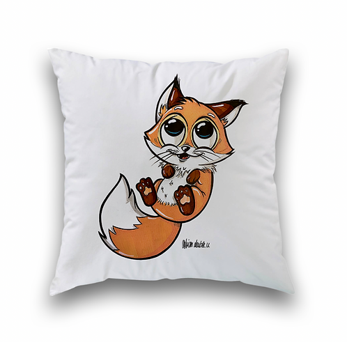 Fuchs - Kissenbezug