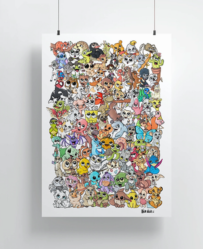 First 100 - Poster