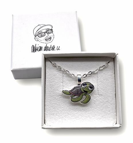 Schildkröte - Halskette