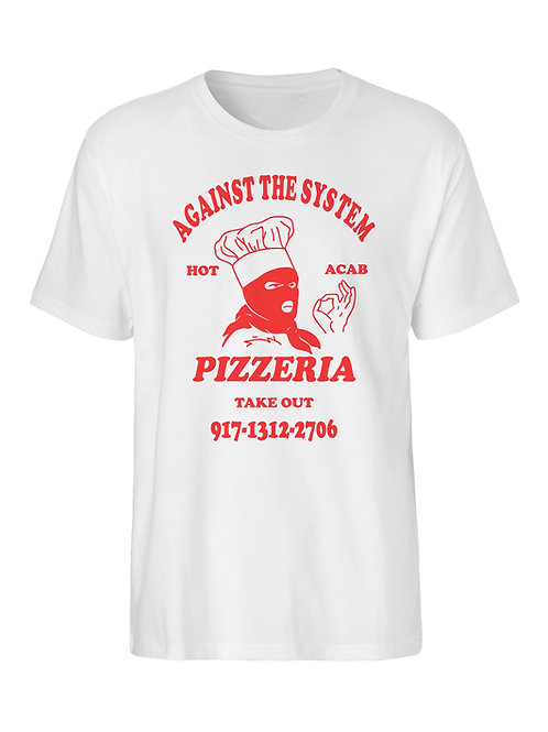 PIZZA  - T- shirt