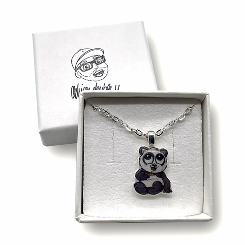 Panda - Halskette