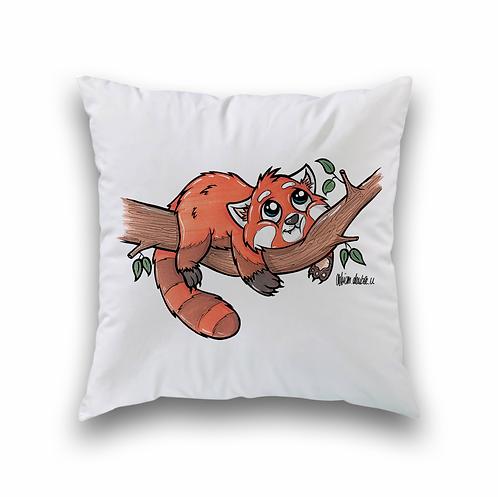 Roter Panda - Kissenbezug