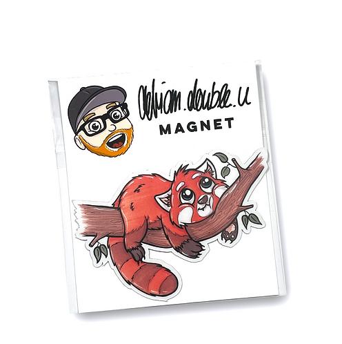 Roter Panda - MAGNET