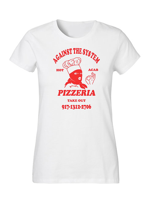 PIZZA - T- shirt Women