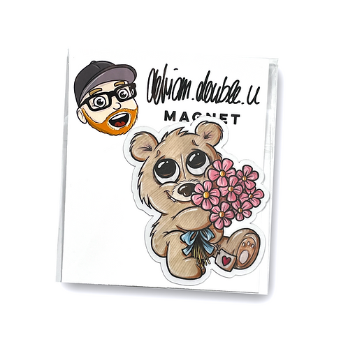 Teddy - MAGNET