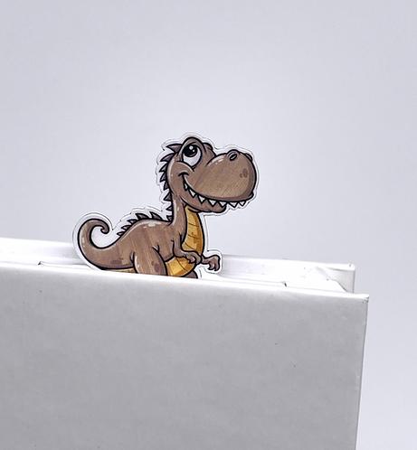 Dino - Lesezeichen