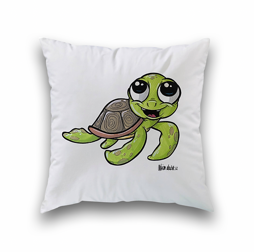 Schildkröte - Kissenbezug