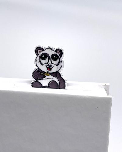 Panda - Lesezeichen
