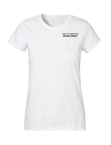 Corona Sucks - a.double.u - Frauen T-shirt