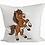 Thumbnail: Pferd - Kissenbezug (Flauschig)