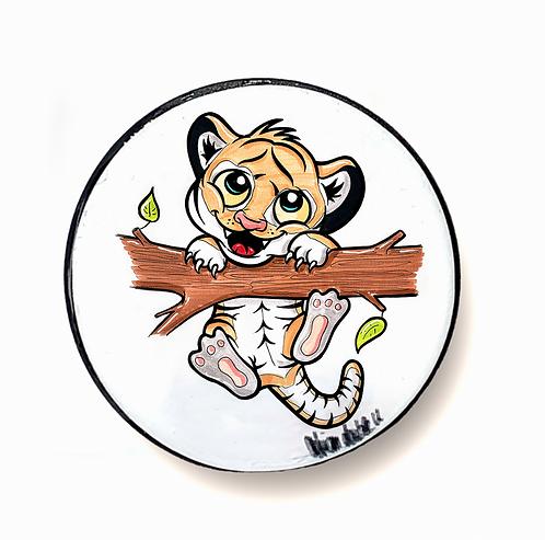 Baby Tiger  - Handyhalter