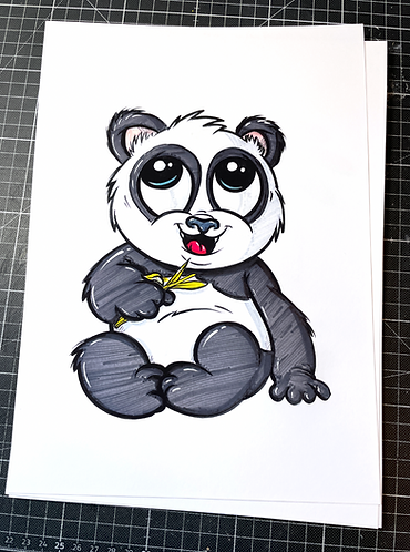 PANDA - Print - adrian.double.u