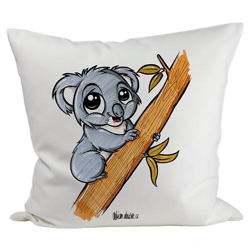 Koala - Kissenbezug (Flauschig)