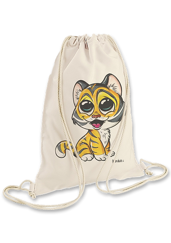 Baby Tiger - Beutel