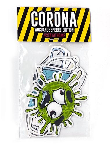 Corona Stickerpack - a.double.u