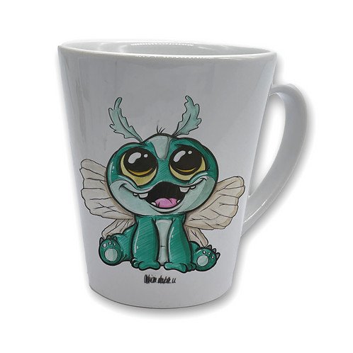 Drauxy - Keramiktasse