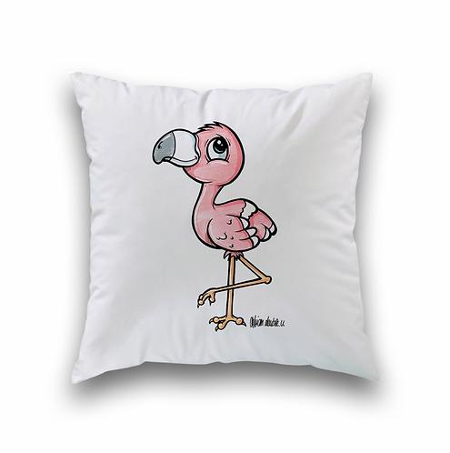 Flamingo  - Kissenbezug