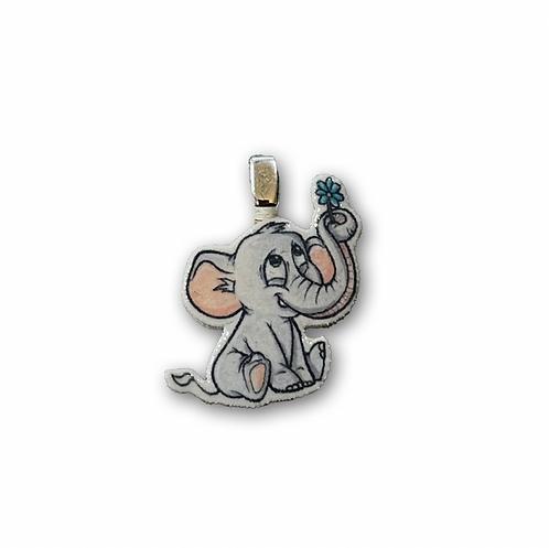 Elefant - Kettenanhänger
