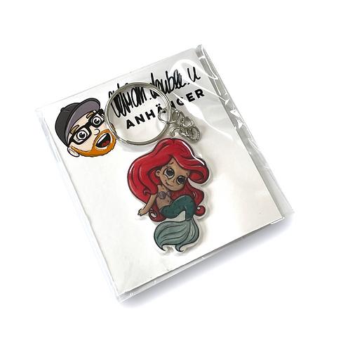 Baby Arielle - Handmade Schlüsselanhänger