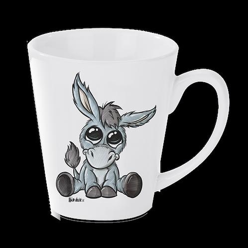 Baby Esel  - Keramiktasse
