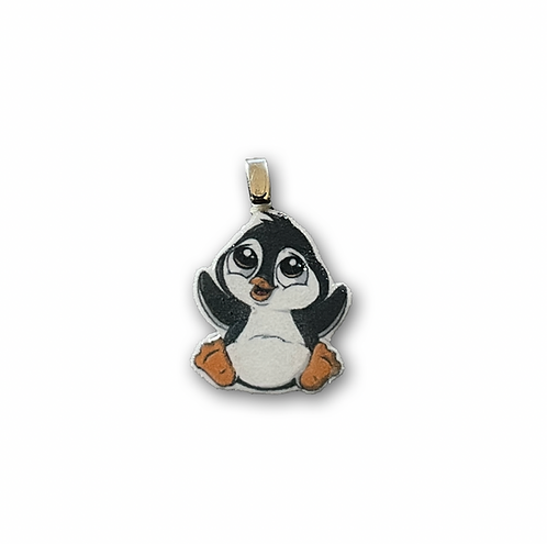 Pinguin - Kettenanhänger