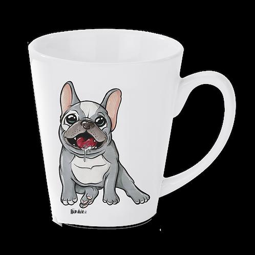Baby Französische Bulldogge  - Keramiktasse