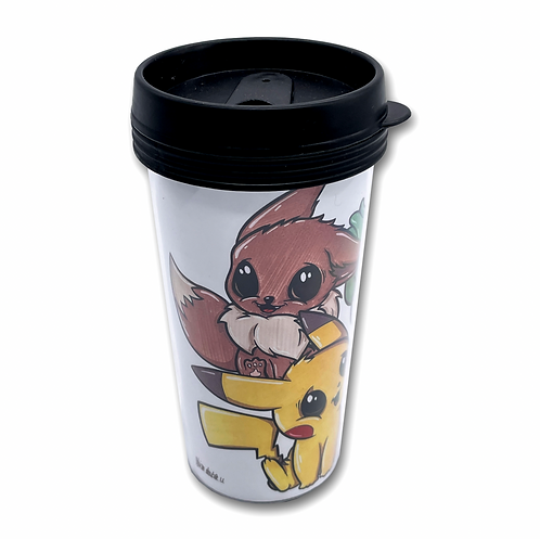 POKE EDITION  - To Go Becher