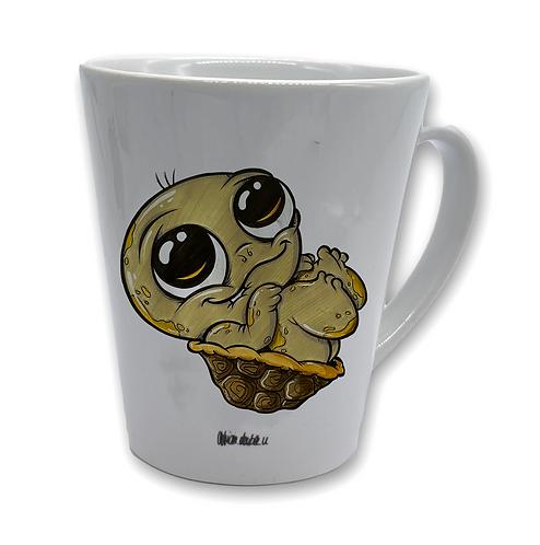 Baby Schildkröte - Keramiktasse