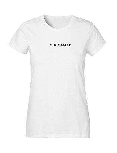 minimalist - Frauen T-shirt