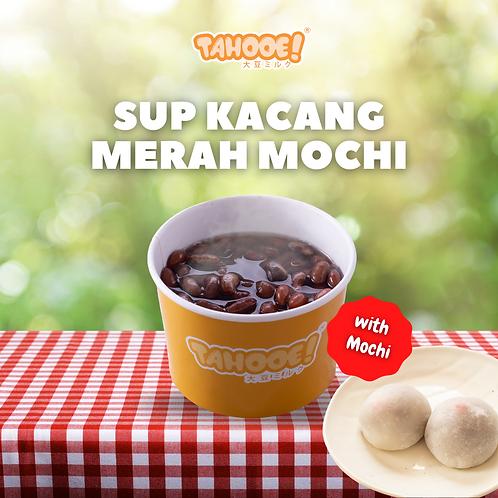 Sup Kacang Merah Mochi