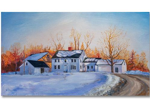 #82 Brasen Hill Farm, New Hampshire