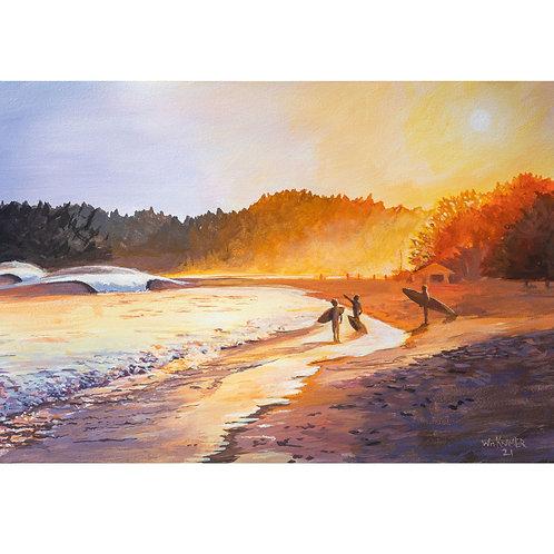 #96 Sayulita Apres Surf