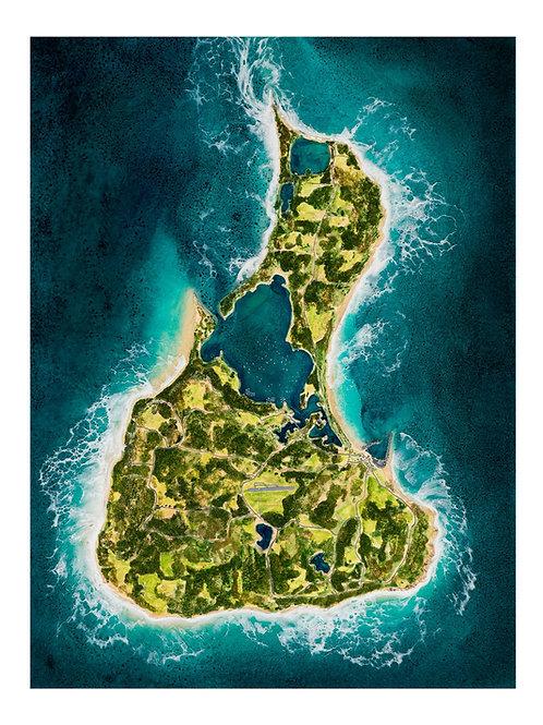 PRINT 11x14 Block Island, RI