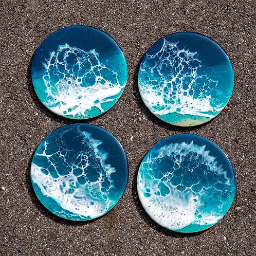 Seacoast Coasters Ver 2 (set of 4)
