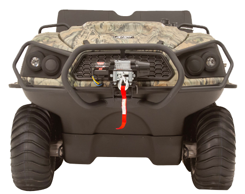 Frontier 700 8x8 Scout