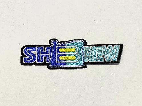 Iron On Logo Patch