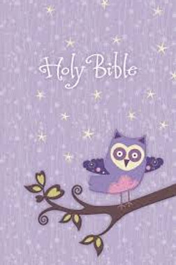 NKJV Owl Bible