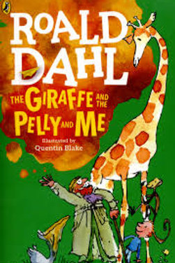 The Giraffe and the Pelly and Me (Picture Puffin)