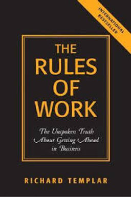 The Rules of Work