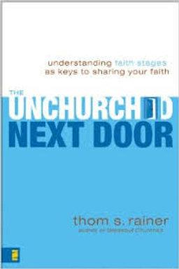 The Unchurched Next Door: Understanding Faith