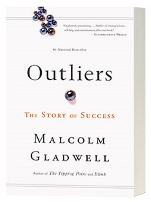 Outliers : The Story of Sucsess