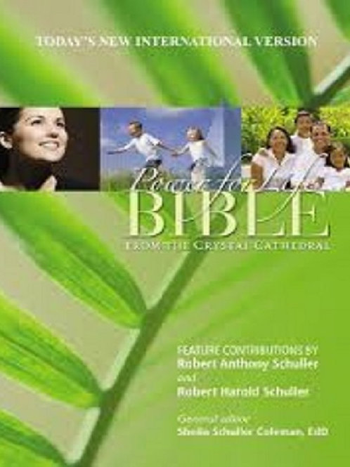 Peace for Life Bible