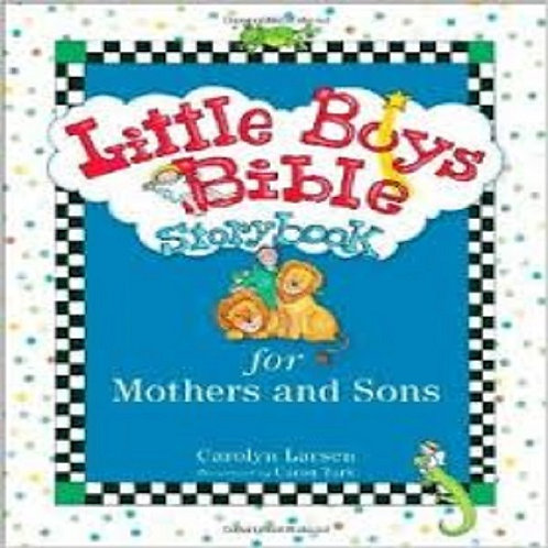 Little Boys Bible Story book for Mothers and Sons